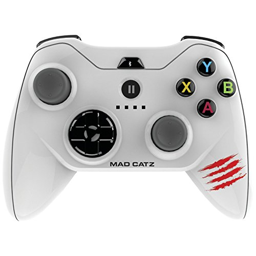 MAD CATZ MCB312680A01/04/1 Micro C.T.R.L.i Mobile Gamepad (White) Consumer electronic by Mad Catz