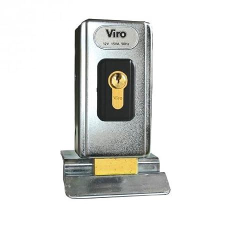 viro96 cerradura eléctrica para puerta de garaje basculante