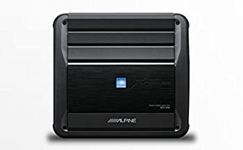 Alpine Mrx-m55 X-power Series Mono Power Digital Amplifier 1