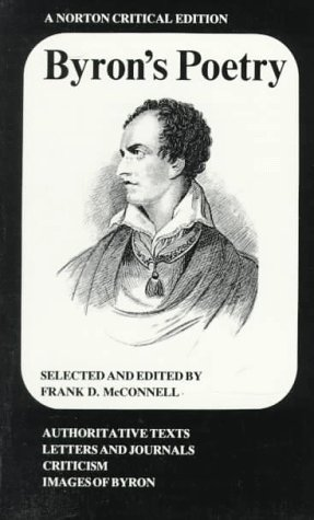 Byron's Poetry (Norton Critical Edition)