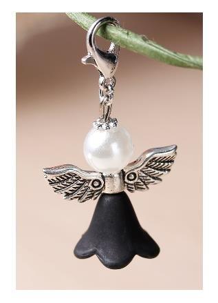 Zipper Pull Jewelry Charm - 3