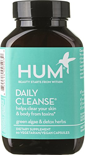 Hum Nutrition   Daily Cleanse  60 Vegan Capsules