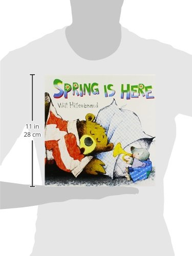 Spring Is Here! (Bear and Mole Story) by Holiday House (Image #3)