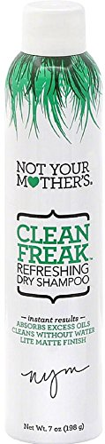 Not Your Mother's Clean Freak Refreshing Dry Shampoo Unscent