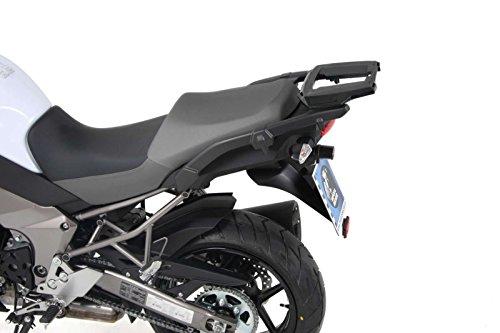 Hepco & Becker Alurack Topcase Mount/Luggage Rack - Kawasaki Versys 1000 - 650.2515 01 01