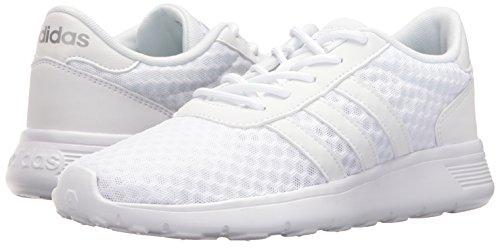 Adidas argent Sport Femme W Blanc Chaussures De Lite Racer Mat r48xwAqra