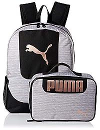 Puma Big Lunch Box Mochila Combo para niñas
