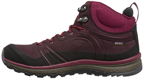 Pictures of KEEN Women's Terradora Leather mid wp- Brown 5