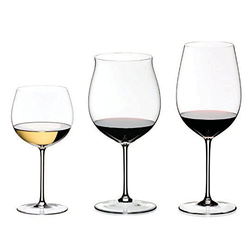 Riedel Sommeliers Series 30-Year Anniversary 3-Piece Tasting (Sangiovese Sweet Wine)