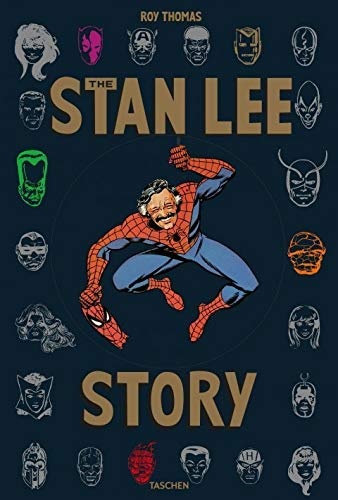 Pdf Graphic Novels The Stan Lee Story XXL