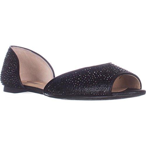 International Sintética Mujer Inc Concepts Gems Fibra Planos Black Elsah Zapatos BOqxdXwUx4
