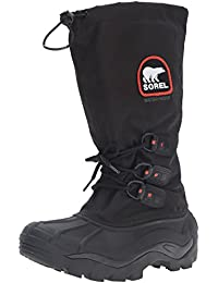 Sorel Men's Bear Extreme Snow Boot Black