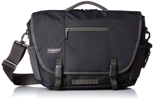 Timbuk2 Commute Messenger Bag, Jet Black, S, Small by Timbuk2