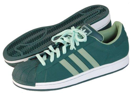 Adidas Superstar 2 Baskets De Basket-ball Ou Casual Chaussures Ig Hommes Taille 11.5