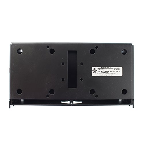 Peerless PLCM2 Flat Panel Strght Ceiling Mount for 32-Inch to 65-Inch TV (Plp Model Screen Adapter Plate)