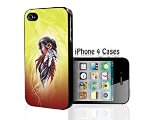 Indian Tattoo iPhone 4/4s case