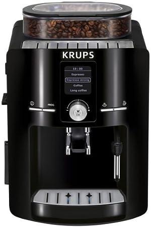 Krups EA8250 - Máquina espresso, automática, de café molido, 1450 ...