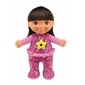 Amazon.es: Dora la Exploradora Muñeca cu luz y sonido (Mattel CCV82 ...