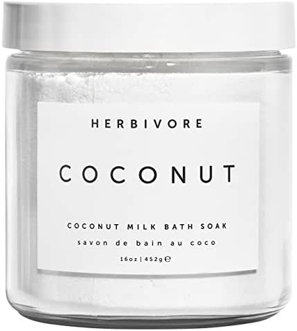Herbivore Botanicals - All Natural Coconut Milk Bath Soak (16 oz)