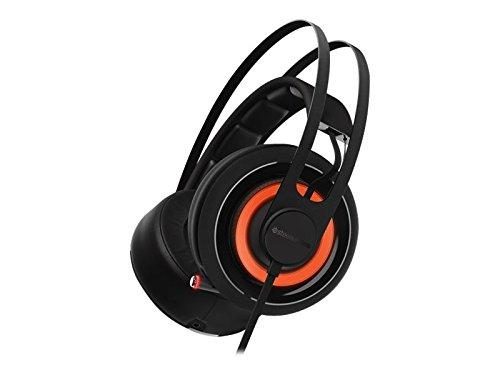 (SteelSeries Siberia 650 Gaming Headset - Black (formerly Siberia Elite Prism))