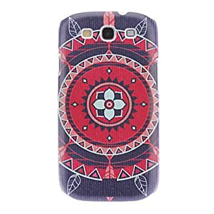 LIMME ships in 48 hours LIMMEd out White Flower Pattern Hard Case for Samsung Galaxy S3 I9300