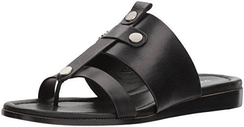 Donald J Pliner Women's Maui Sandal, Black, 6.5 Medium US