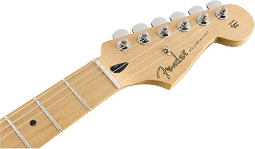 Amazon.com: Fender Player Stratocaster Electric Guitar - Maple Fingerboard - 3 Color Sunburst: Musical Instruments