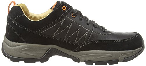 camel active Evolution 27 Herren Sneakers Schwarz (Black)