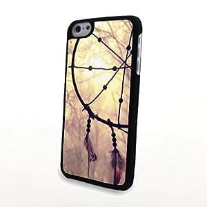 iPhone 6 Plus Case,Colorful Dreamcatcher Hard Back Case fit for Vivid Cute Apple iPhone 6 Plus Case 5.5 Inch