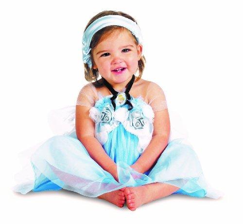 Disguise My First Disney Cinderella Costume, Light Blue/White, 12-18 Months (Cinderella Disney Costume)