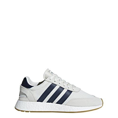 Adidas Originals I5923 - Zapatillas para Hombre, Footwear White/Collegiate Navy-Gum, 8.5 M US