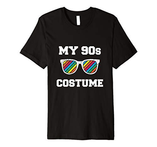 My 90s Costume Nineties  Premium T-Shirt]()