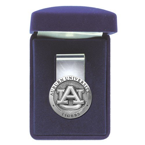 Heritage Pewter Auburn Tigers Money Clip