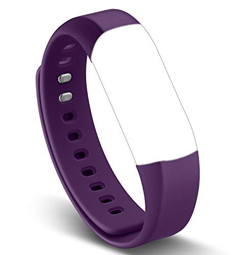 MRS LONG Vigorun 8 Fitness tracker Band,Adjustable Replacement Strap for Vigorun Smart Tracker Wristbands
