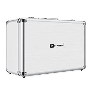 Depstech Aluminum Carrying Case for DJI Phantom 3 Professional, Advanced,...