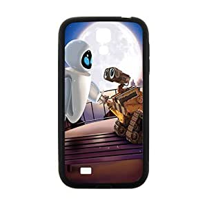 WAGT wall-e and eve wide Case Cover For samsung galaxy S4 Case