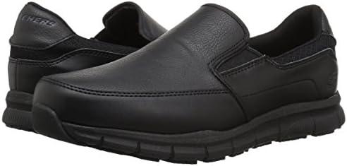 Skechers Men's Nampa-Groton Food Service Shoe