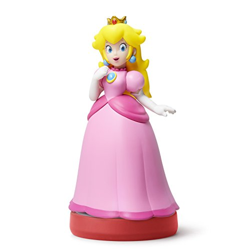 Peach amiibo (Super Mario Bros -