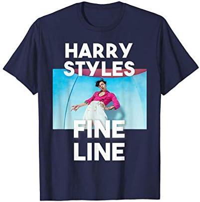Wozhifu Funny Fine Line Harry Styles Gift For Men Women T Shirt