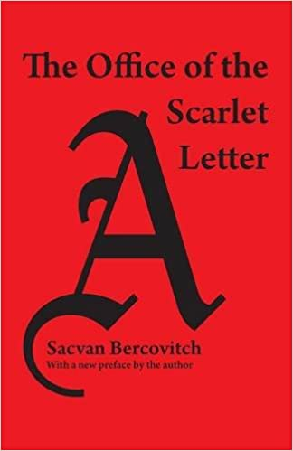 amazoncom the office of the scarlet letter 9781412849807 sacvan bercovitch books