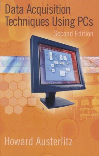 Download Data Acquisition Techniques Using PCs (IDC Technology) Pdf