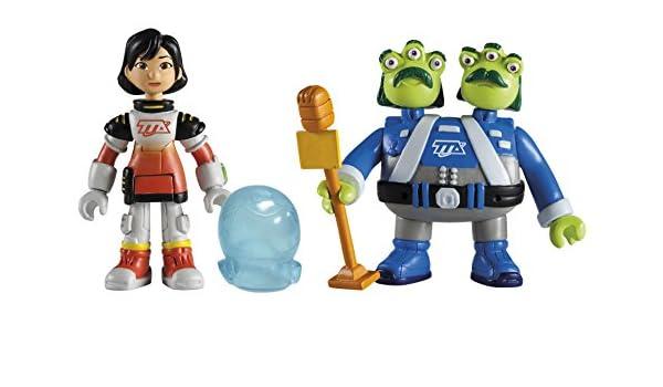 IMC Toys - Pack 2 Figuras Watson&crisck + Phoebe (481411): Amazon.es: Juguetes y juegos