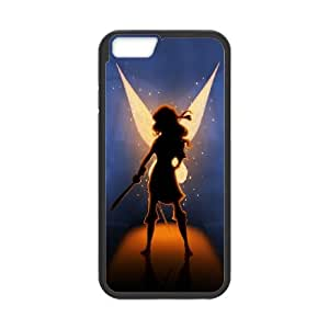 The Pirate Fairy iPhone 6 6s Plus 5.5 Inch Cell Phone Case Black Customized Gift pxr006_5250694