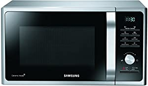 Samsung MS28F303TFSEG Mikrowelle (28 L, 1000 W, Uhrfunktion Garzeittimer)...