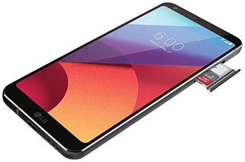 LG Electronics G6 - Factory Unlocked Phone - Black