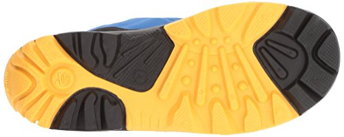 W Kids' Blue Snow Print navy Sleet2 Kamik Boot Yellow avqYnP