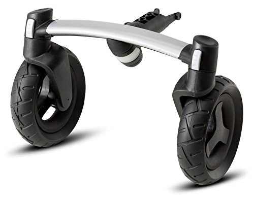 Quinny Buzz 4 front wheel module (profile tires) all terrain wheel