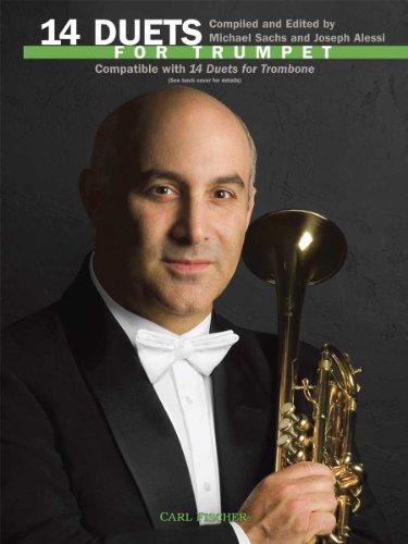 Music Trumpet Duet (14 Duets for Trumpet)