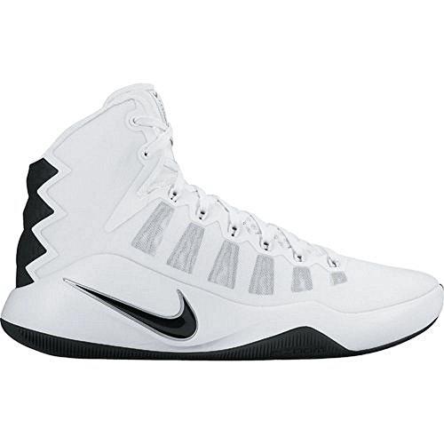 Nike Hyperdunk 2016 Tb Chaussures De Basket-ball Blanc 844391 001 Taille 12