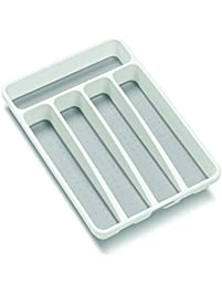 madesmart mini in drawer silverware tray white